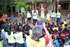 Asistentes a las jornadas educativas ambientales
