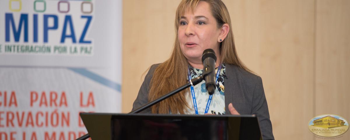 Hanna Jurado, investigadora y científica