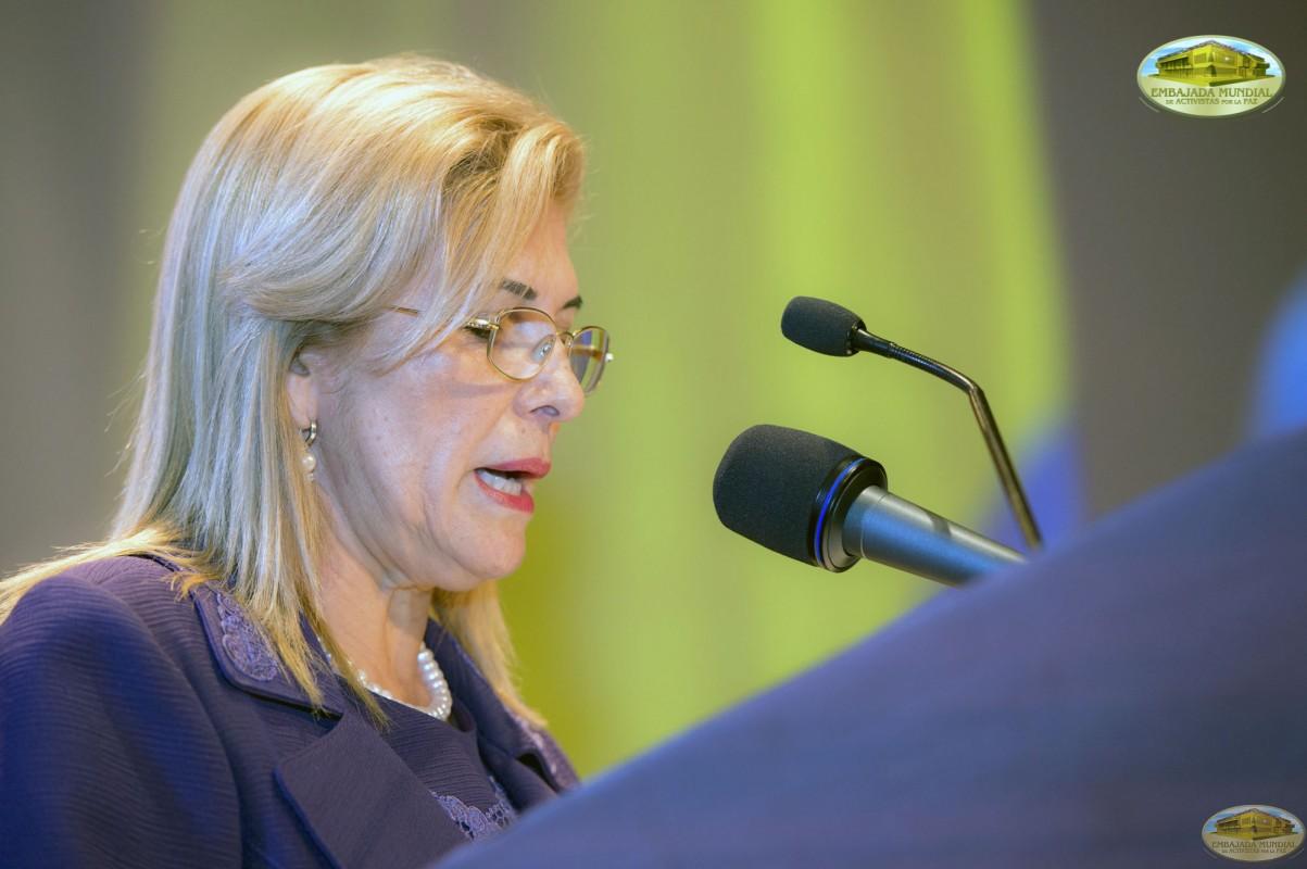 Palabras en apertura II Seminario Internacional ALIUP - Hermelinda Alvarenga de Ortega