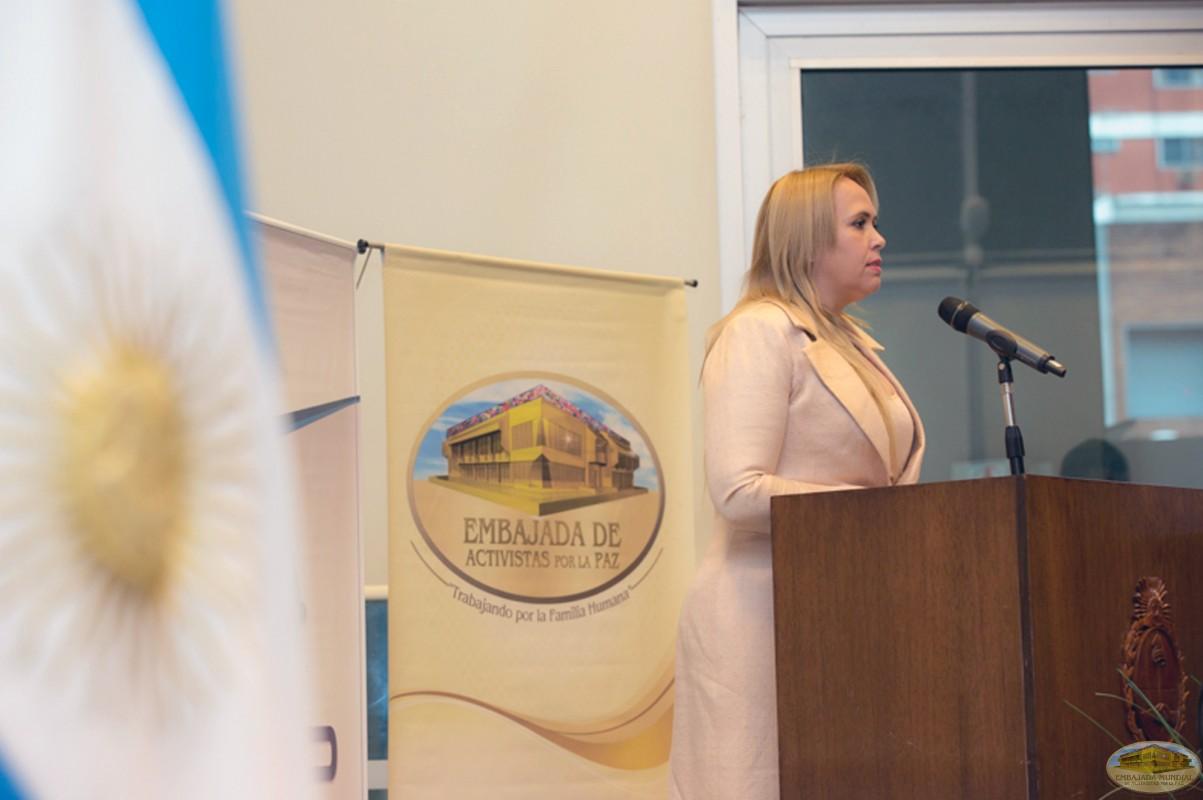 III Seminario Internacional ALIUP - Dra. Blanca Fonseca