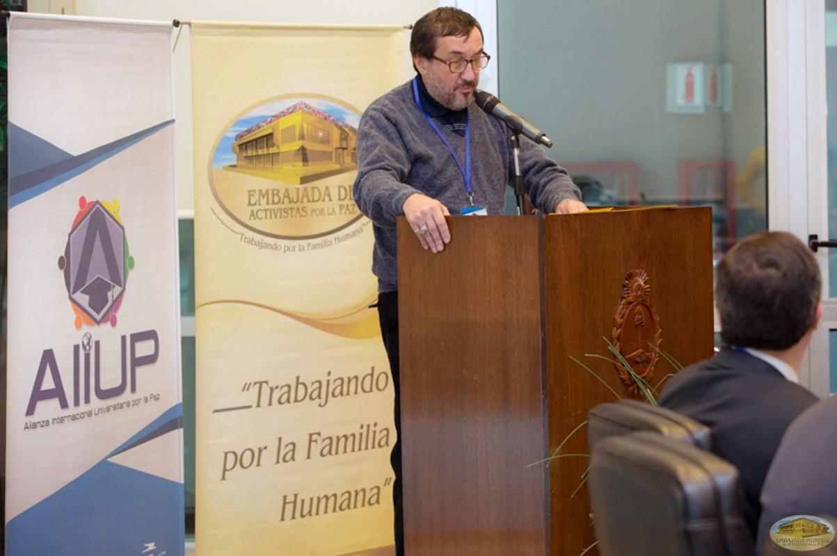 Educación humanista, un campo unitario de reflexión - Prof. Enrique Robles