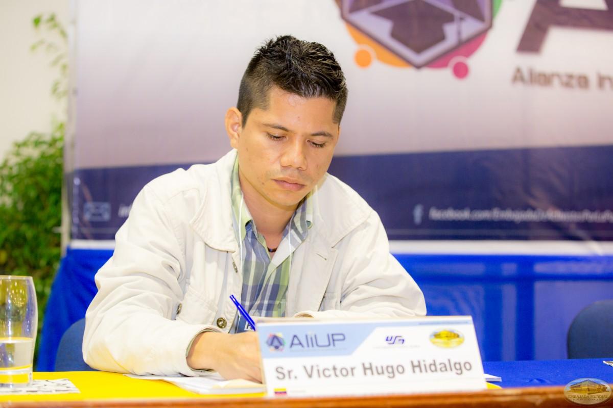 La educación para la paz a través del liderazgo transformacional - Víctor Hugo Hidalgo