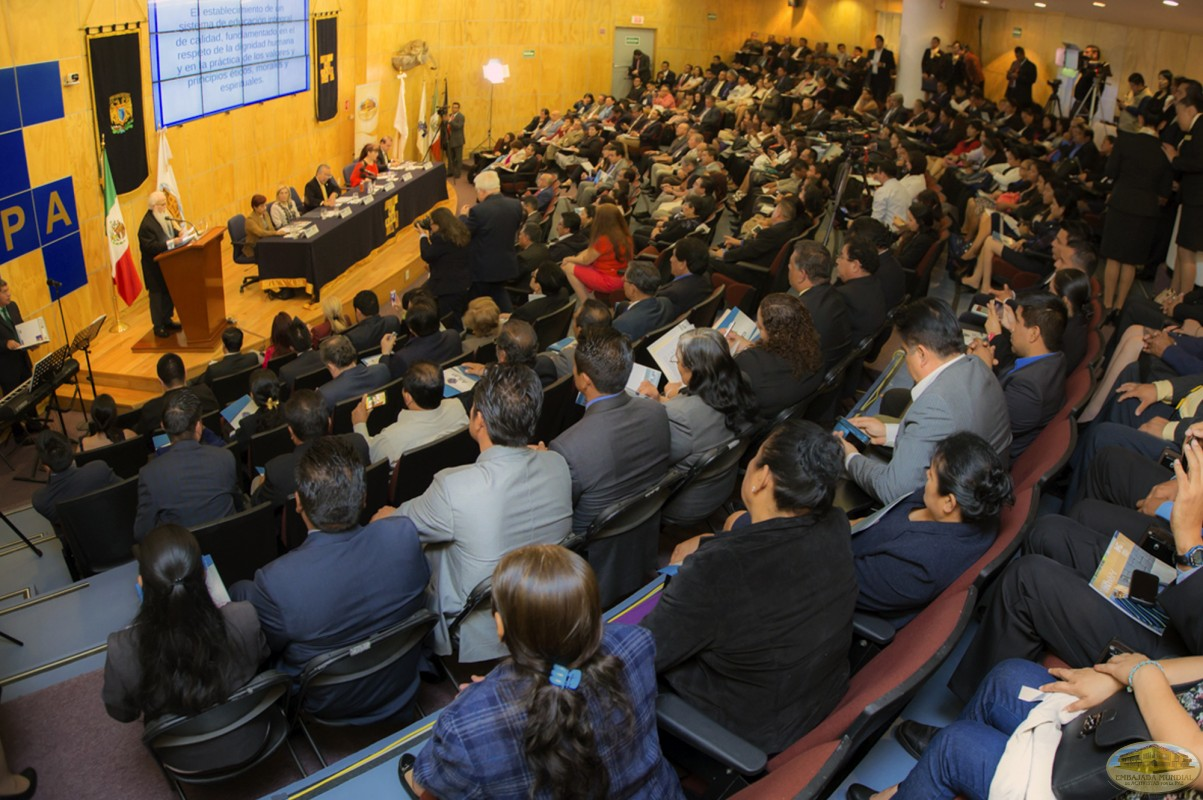El Primer Encuentro Nacional de Universidades e Institutos de Educación Superior incorporados a la ALIUP intensificó el compromiso de educar por la paz y para la paz