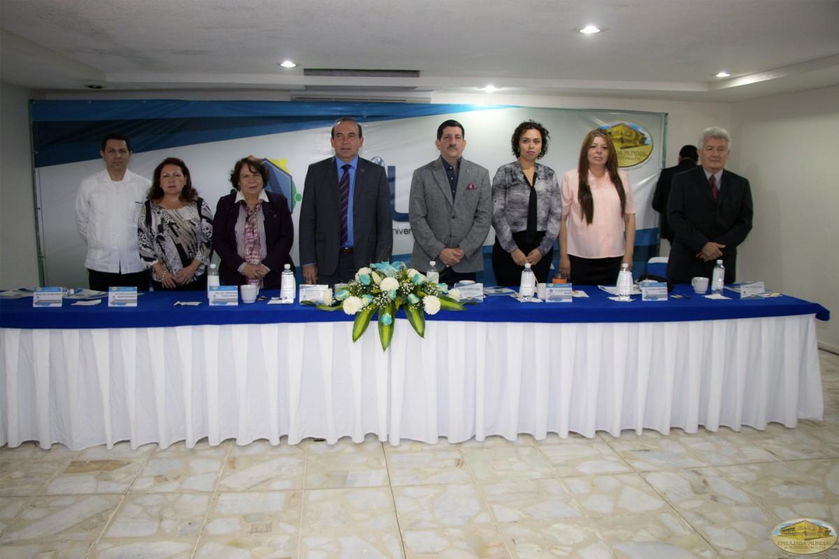 Alianza internacional por una educación para la paz: firma convenio en Veracruz