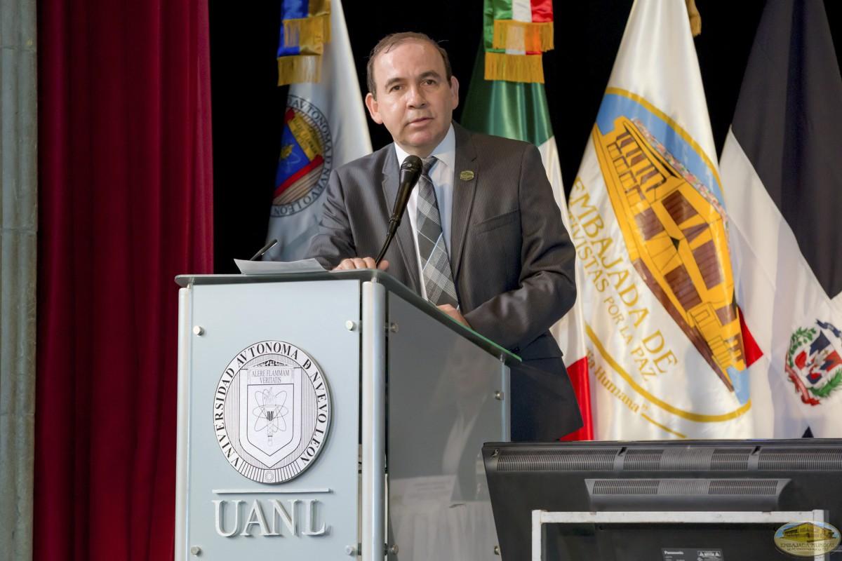 Francisco Guerra | Firmas de Convenios ALIUP y Universidades en México