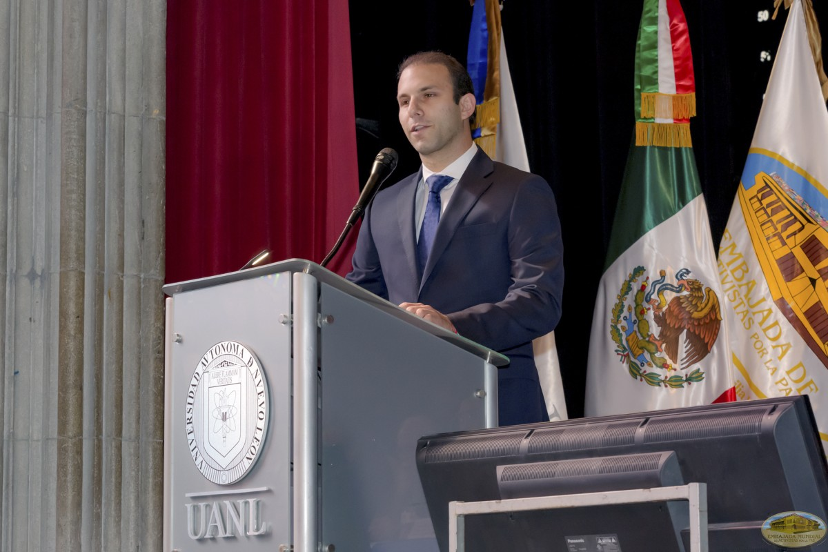 Edmundo José Marón | Firmas de Convenios ALIUP y Universidades en México