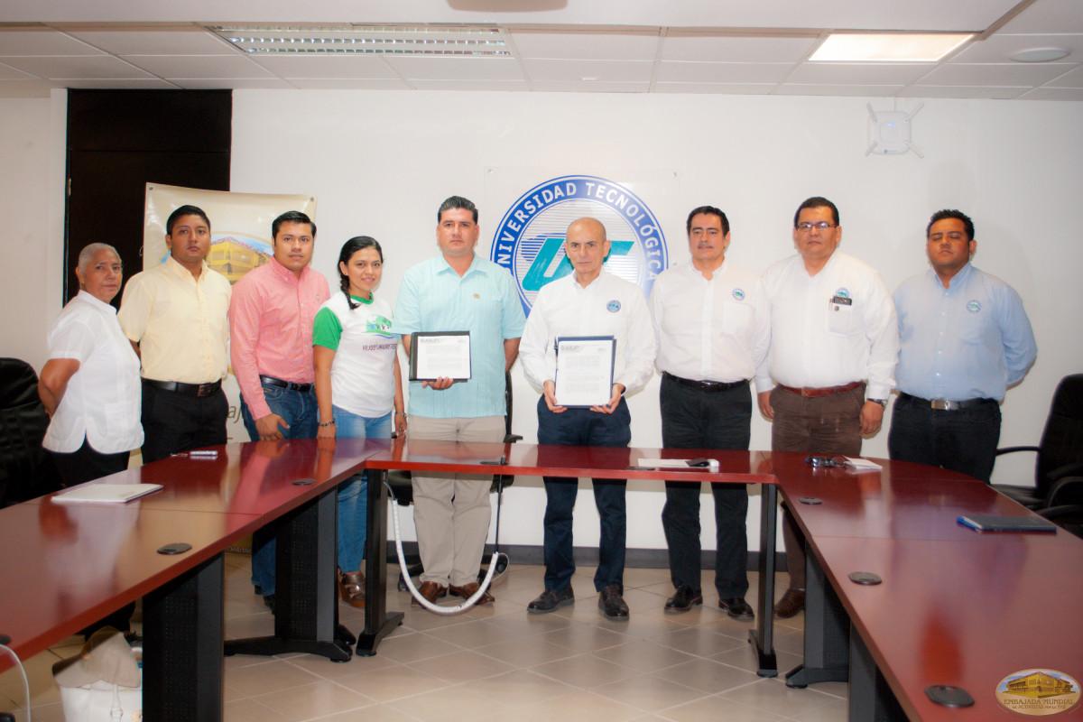 Por una educación de calidad, Universidad de Tabasco se une a la ALIUP