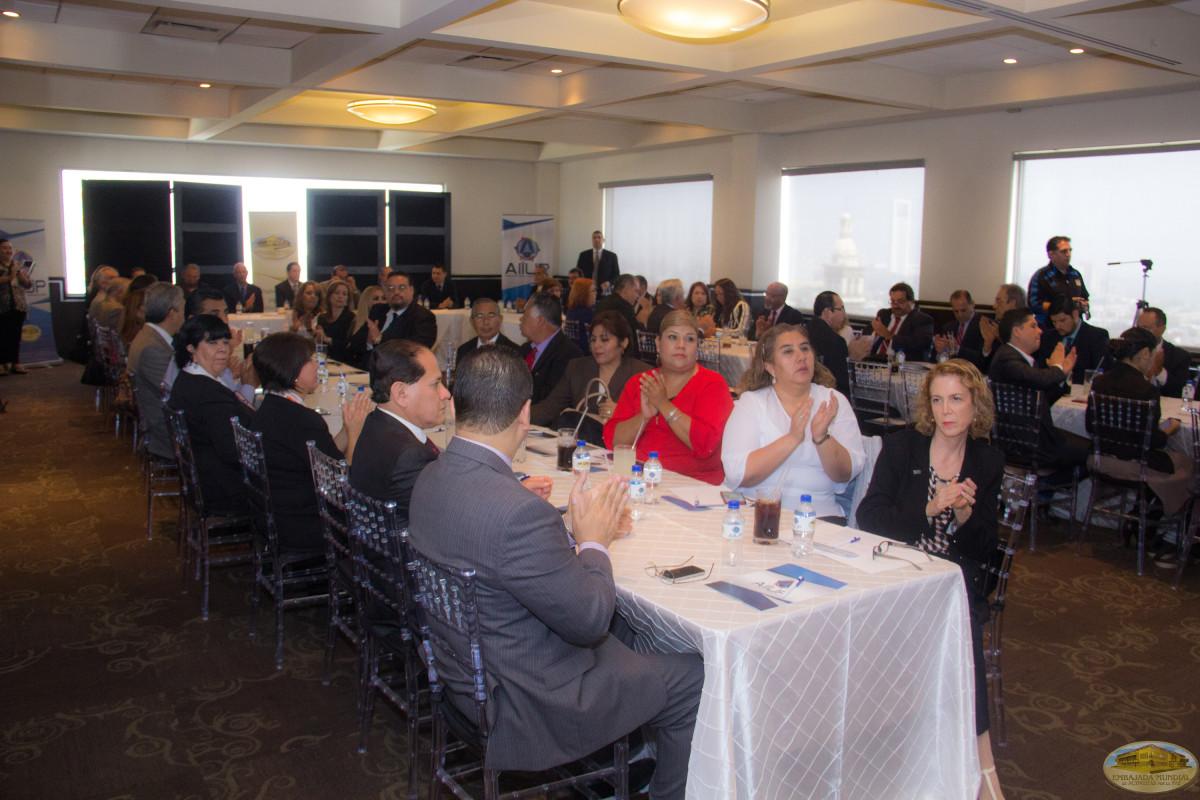 La EMAP y universidades mexicanas firman Alianza por una cultura de paz