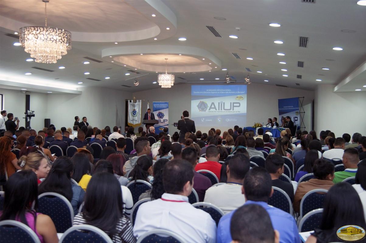 Red de universidades por la paz celebrará asamblea en CUMIPAZ