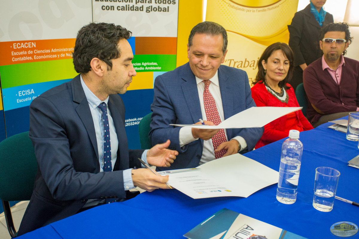 Colombia   UNAD joins the Alliance of Universities for Peace