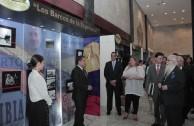 """Presentación de la galería - exposición """"Educando para No Olvidar"""", Venezuela"""