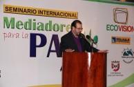 """Seminario Internacional """"Mediadores para la Paz"""", Venezuela"""