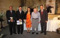 DE IZQUIERDA A DERECHA LIC LUIS LOPEZ LIC. BYRON PELEN, LIC MARITZA