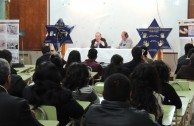 """La UNJU recibe exposición """"Educar para Recordar"""""""