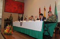"""Forum on """"Human Dignity and Presumption of Innocence"""" in the North Canton Army of Colombia"""
