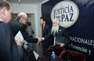 """En Panamá: Foro Judicial """"Justicia para la paz"""""""
