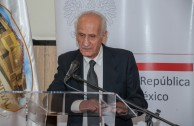"""""""Huellas para no olvidar"""" en la Embajada de la República de Polonia en México"""