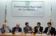 """""""Genocidios del siglo XX"""": Encuentro Federal de Capacitación en la Universidad de La Matanza, Argentina"""