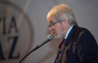 Dr. Gregorio Flax, Director de la Cátedra libre sobre Holocausto, Genocidio y Discriminación de la Facultad de Derecho de la Universidad de Buenos Aires.