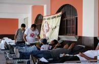 Guatemala muestra su amor al prójimo reuniendo 645 unidades de sangre