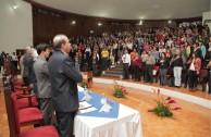 """Foro """"Educando para Recordar: El Holocausto y los Derechos Humanos"""" en Guatemala"""