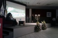 Más de 1500 personas conmemoraron el Día Internacional en memoria de las víctimas del Holocausto