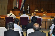 Congress of Paraguay commemorated the International Day in Memory of the Victims of the Holocaust