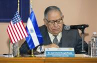 Dr. José Antonio Murguía Rosete (México), Moderador, Presidente del Seminario de Derecho Internacional del Centro de Relaciones Internacionales, Facultad de Ciencias Políticas y Sociales de la UNAM; Decano de la misma facultad