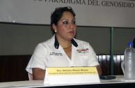 """COSAMALOAPAN, MÉXICO, SEDE DEL FORO UNIVERSITARIO  """"EDUCAR PARA RECORDAR – HOLOCAUSTO, PARADIGMA DEL GENOCIDIO"""""""