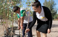 1,105 students are educated on how to be green citizens in Argentina