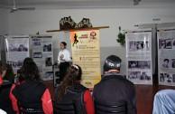 Escuela N°13  Olavarria en Argentina se presenta la historia de Ana Frank
