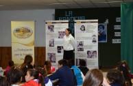 Foro en la Escuela N°6 Olavarria Argentina