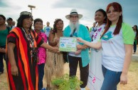 Encuentro histórico de los Hijos de la Madre Tierra en Venezuela