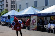 Guatemala admirably concludes the 5th. International Blood Drive Marathon