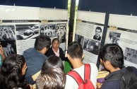 """University Forum """"Educating to Remember"""" in Tezonapa, Veracruz"""