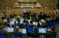 """The International Youth Encounter """"Music bringing peace and happiness to our hearts"""" has ended successfully"""