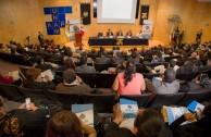 El 7 de septiembre de 2015, el Auditorio de la Asociación Autónoma del Personal Académico de la UNAM (AAPAUNAM) y su comunidad universitaria abre sus puertas al V Seminario de la ALIUP.