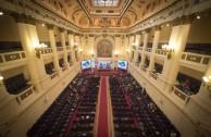 Tercera Sesión de la CUMIPAZ 2015 congrega a diplomáticos, parlamentarios y políticos de América y Europa para trabajar por la paz