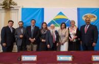 El Primer Panel de la Sesión Diplomática, Política y Parlamentaria promovió el debate y análisis por parte de los legisladores internacionales.