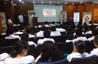 """Estudiantes de Medicina se suman al Proyecto Internacional """"En la Sangre está la Vida"""""""