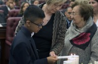 Se conmemoró el Día Internacional del Holocausto en el Capitolio Colombiano