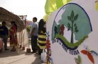 Demostración internacional: Acciones para la preservación de la Madre Tierra
