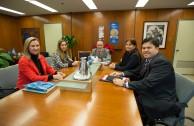 La EMAP llega a la Organización de Estados Americanos en visita oficial