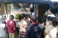 Panama celebrando el Dia de la fauna Silvestre