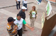 Environmental Parade in honor of the World Wildlife Day at the Central Plaza of Tegucigalpa - Honduras