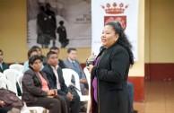 """Abogados y Fiscales del departamento de Sacatepéquez asisten en foro """"Educar para Recordar"""""""