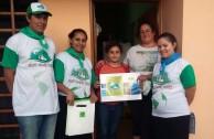Más de 3.000 hogares argentinos se comprometen a realizar acciones por un desarrollo y futuro sustentable