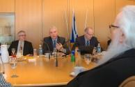 Visita Ministerio de Relaciones Exteriores, Israel