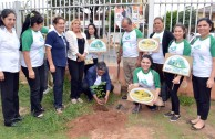 An environmental commitment was promoted in Paraguay for the commemoration of the International Day of Mother Earth