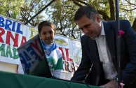 Argentinos celebraron el Día Internacional de la Madre Tierra